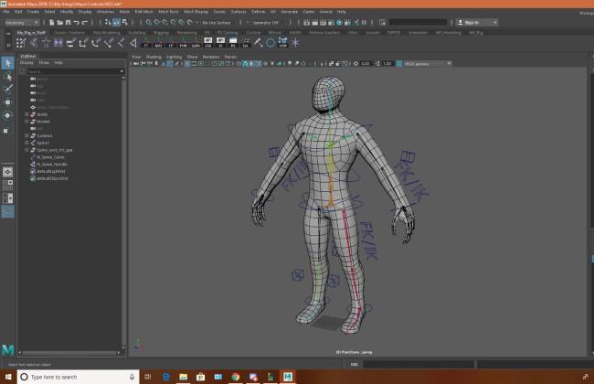 Curso AutoDesk Maya