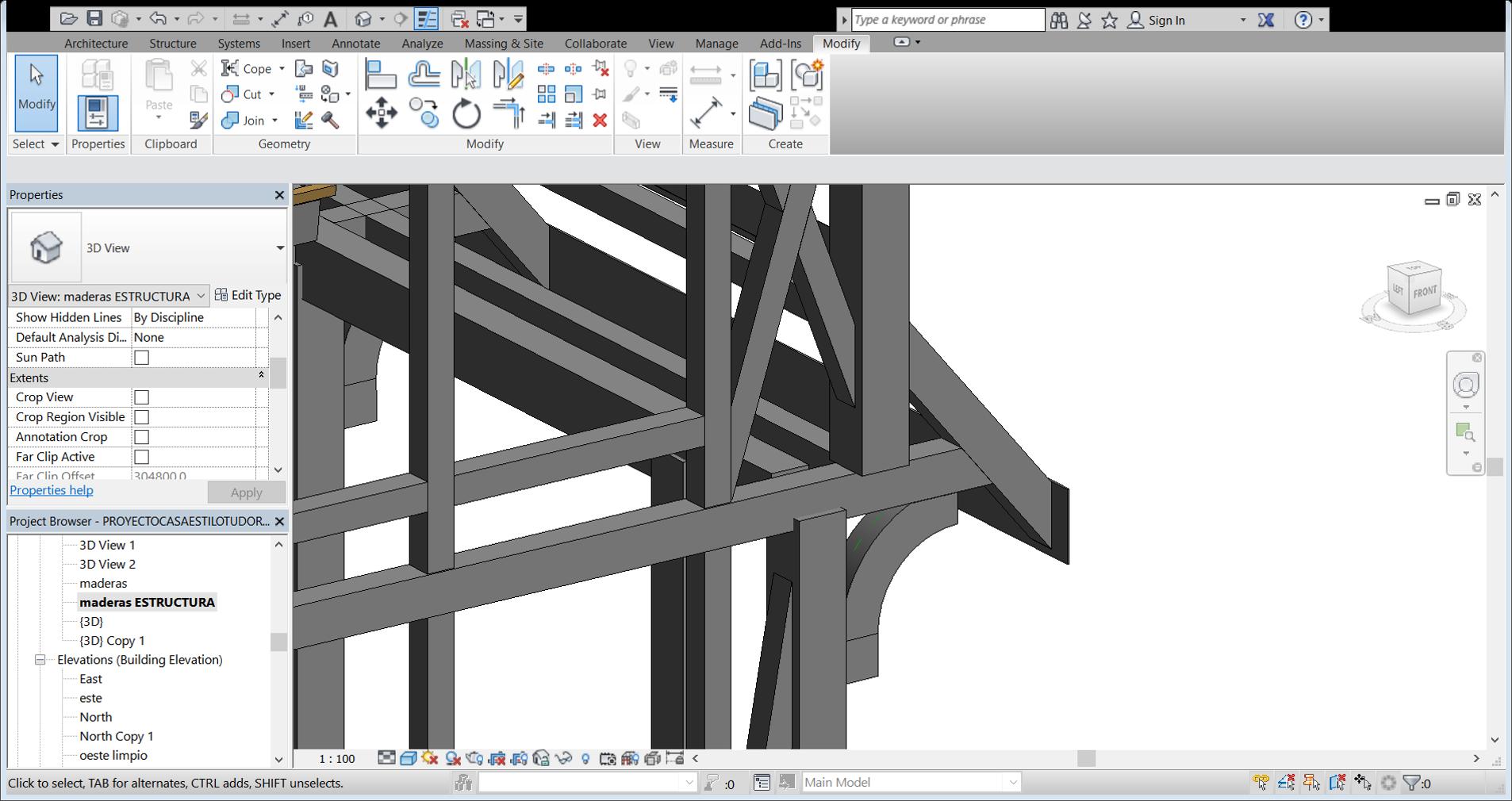 detalle constructivo 2   Curso Revit Structure