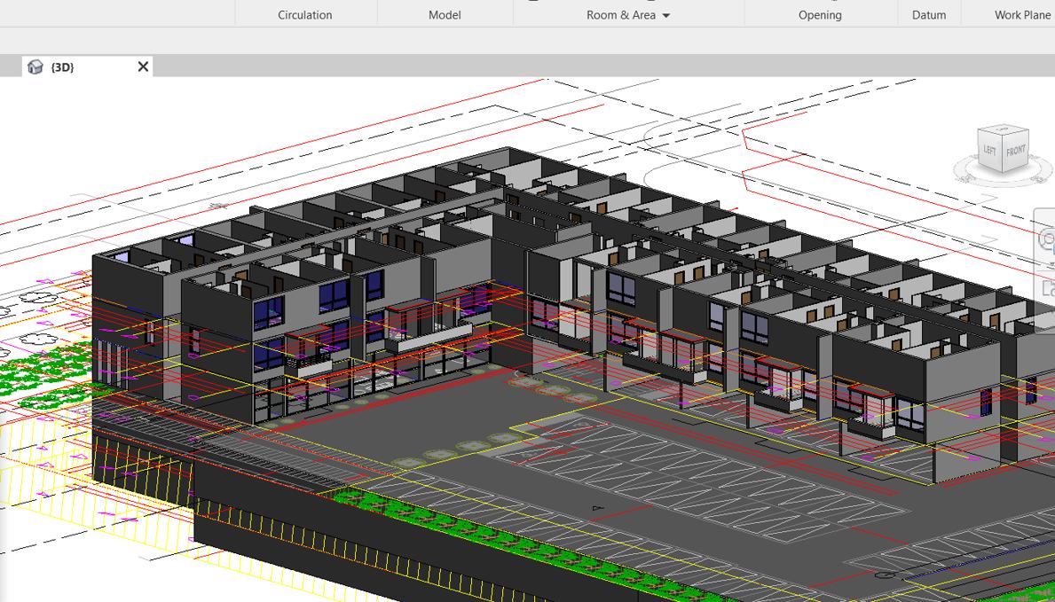 Arquitectura   a patir de un 2d CAD | Curso Revit Architecture (Online)